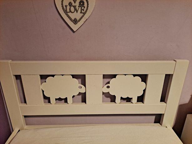 Łóżko dzieciece IKEA KRITTER