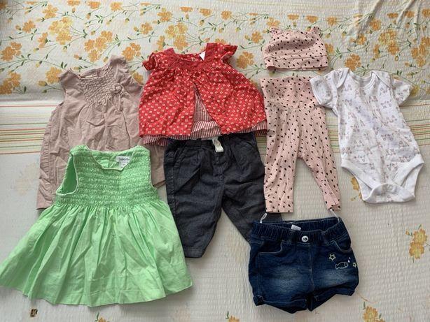 Набір одягу від 0 до3міс
