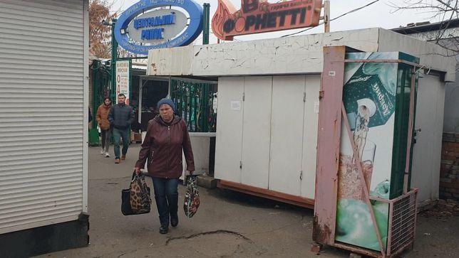 Сдам в аренду Киоск на центральном рынке