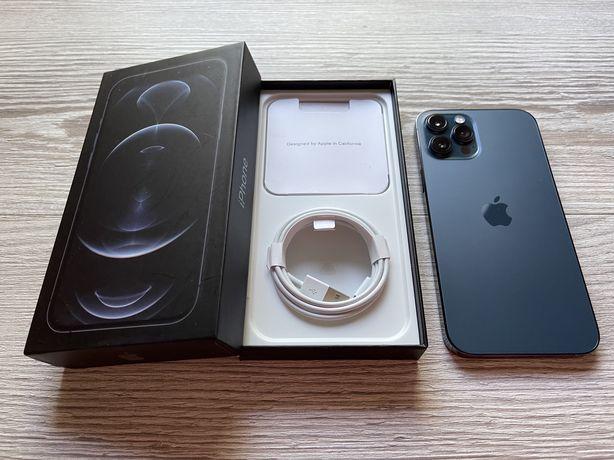 Apple iPhone 12 Pro Max 128 Gb Pacific Blue Neverlock