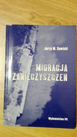Migracja zanieczyszczeń Jerzy Sawicki