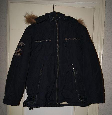 Зимняя курточка на подростка
