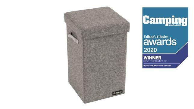 Органайзер кемпинговый Outwell Cornillon Seat & Storage Grey Melange