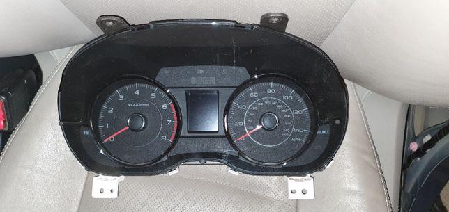 Панель приборов Subaru Forester SJ с EyeSight