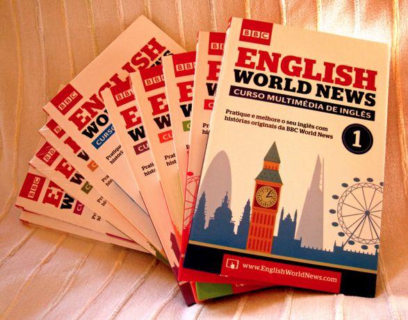 Ingles - Curso MultiMedia BBC ENGLISH WORLD NEWS Nº1 e Nº5