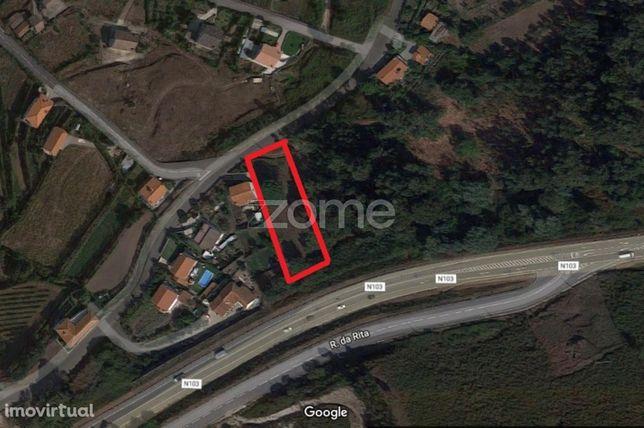 Lote de terreno urbano em Covelas, Póvoa de Lanhoso