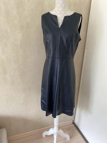Sukienka jak skórzana Joseph Ribkoff
