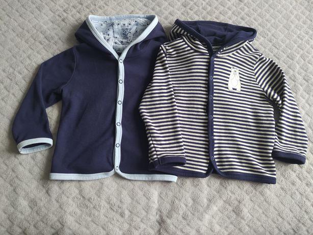 Bluzy rozmiar 74/80 lupilu