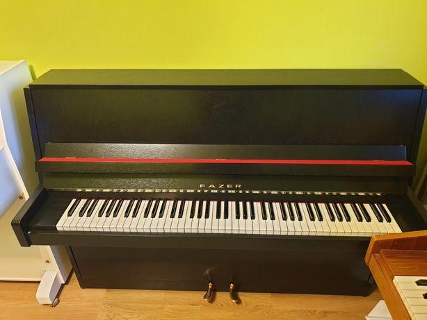 Pianino Fazer od stroiciela, Wrocław