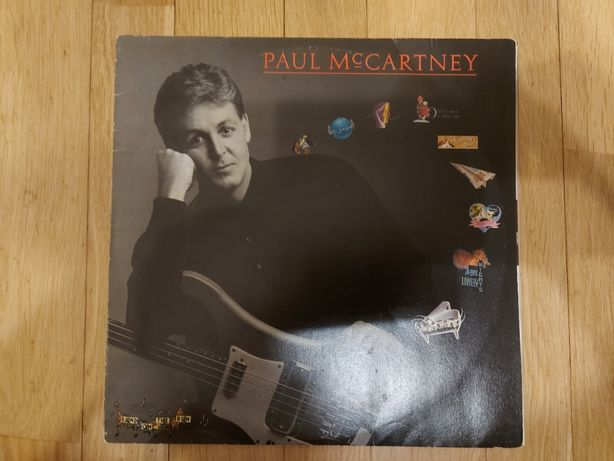 Paul McCartney, All The Best, Czechy, Supraphon, bdb