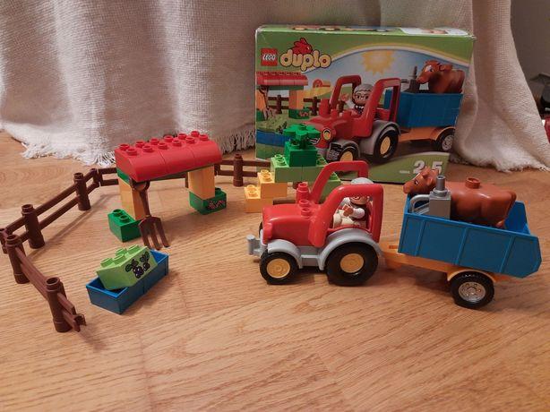 10524 Lego Duplo Traktor