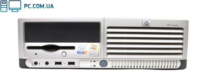 БУ Системный блок HP 7100 SFF Pentium 4 2GB RAM 80GB HDD