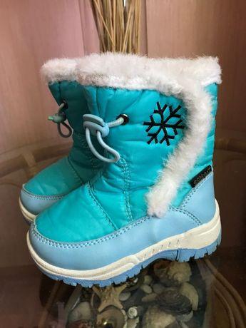 Сапожки ( ботинки) детские  зимние Унисекс