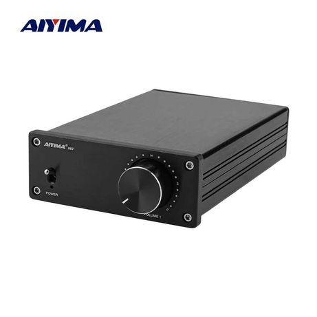 Wzmacniacz AIYIMA 2x300W klasa D TPA3255 + zasilacz 48V