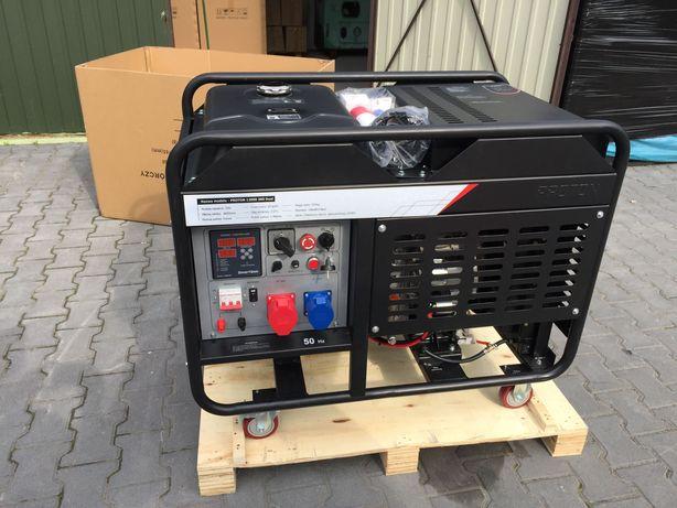 Agregat prądotwórczy Diesel Trójfazowy 15kVA/AVR