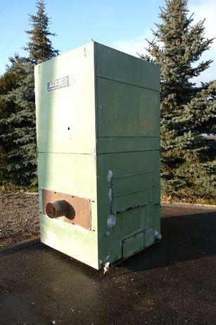 System do oczyszczania powietrza, ściana wodna, pochłaniacz, komora