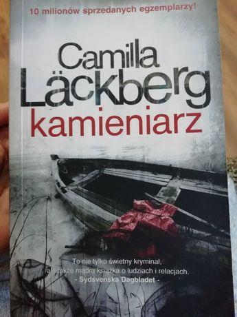 """Książka Camilla Lackberg """"Kamieniarz"""""""