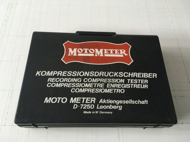 Compressometro Diesel Motometer