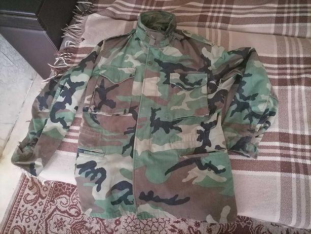 Куртка камуфляжна, без підкладки