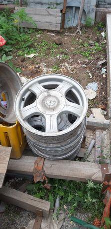 Легкосплавные диски, титана R14
