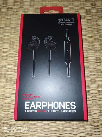 Sprzedam słuchawki Bluetooth.