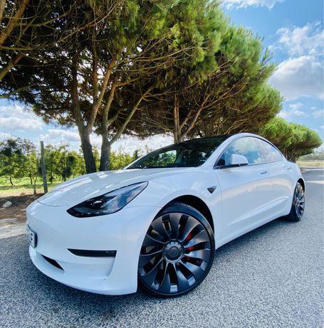Tesla Model 3 PERFORMANCE 2021 IVA DEDUTÍVEL