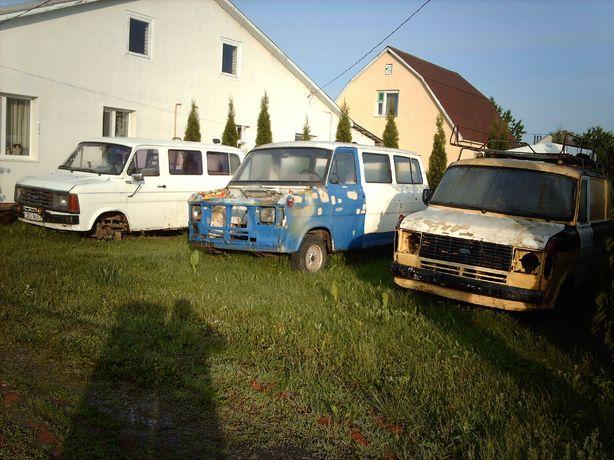 Форд-Транзит , 3 авто