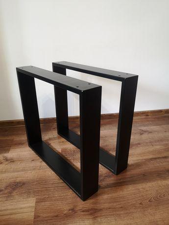 Nowoczesne nogi do stołu / industrial / różne wymiary