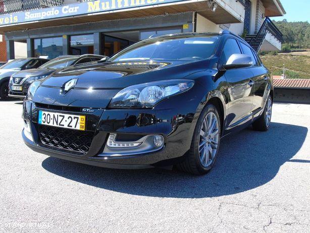 Renault Mégane Sport Tourer 1.5 dCi GT Line SS