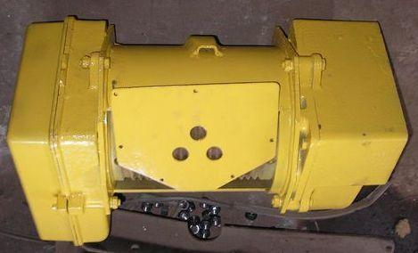Таль электрическая, тельфер Барнаул 1 тонна, 6 метров (ТЭ 100-511)