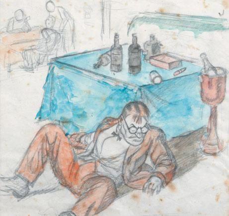 Quadro Emmerico Nunes - Obra pintura