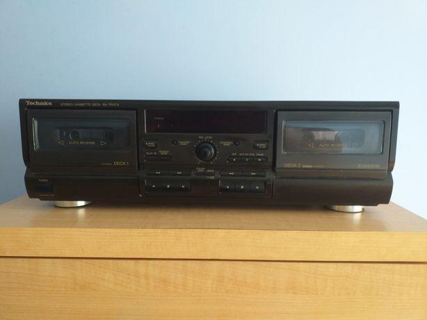 Magnetofon dwukasetowy TECHNICS RS-TR373