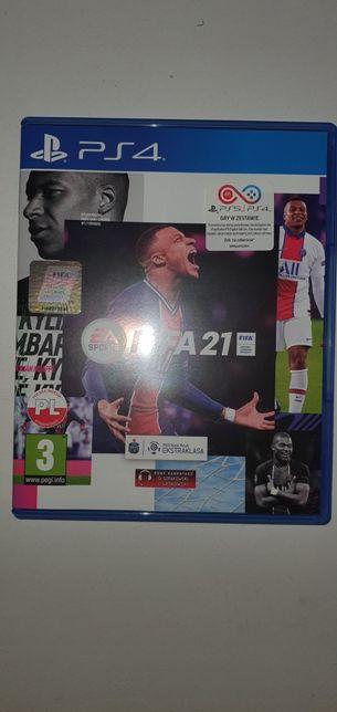 Fifa 21 pl dubbing ps4 playstation4