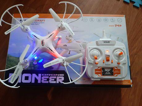 Квадрокоптер pioneer aircraft