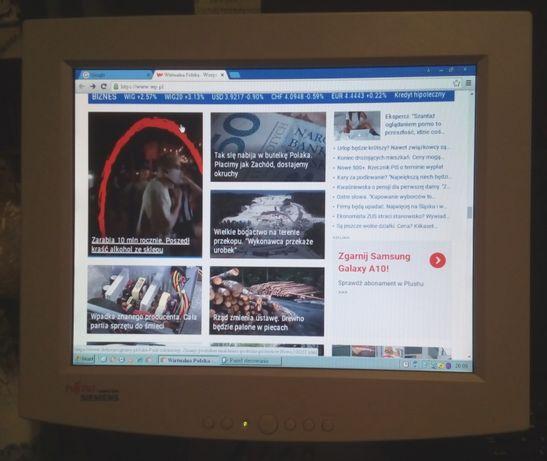 "Monitor 15"" Fujitsu Siemens"