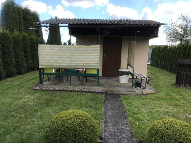 Działka Rod z Domkiem  Murowanym Bydgoszcz