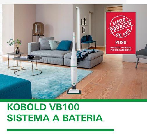 Kobold VB100 sistema a bateria