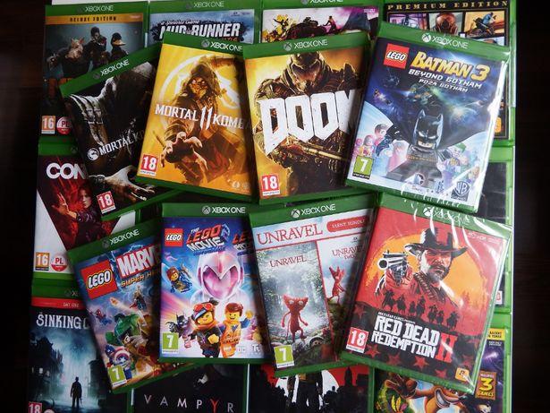 XBOX ONE RDR2 Mutant Mortal Kombat Vampyr Mudrunner Sinking City LEGO