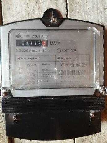 Электросчетчик НІК 2301 АП2