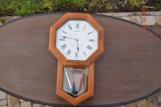 Zegar wiszący seiko