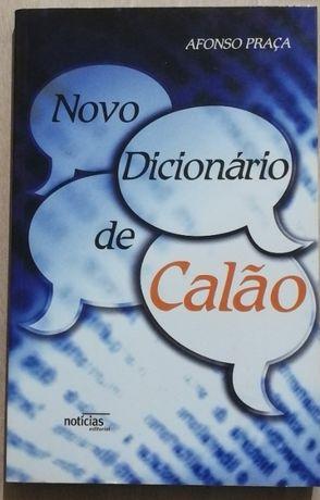 novo dicionário de calão, afonso praça, notícias