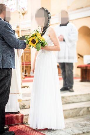 Suknia ślubna marki MS Moda model Violetta