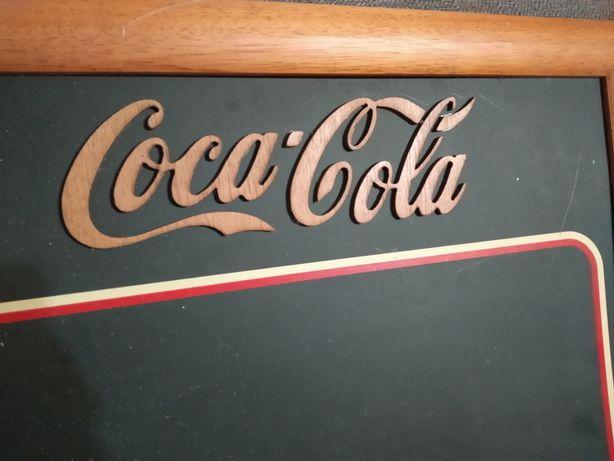 Quadro da Coca Cola
