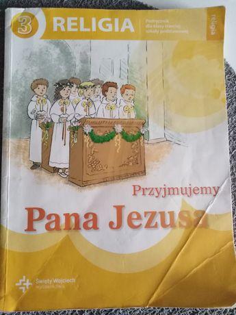 Przyjmujemy Pana Jezusa kl 3 podręcznik do religii