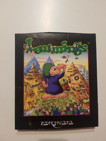 Lemmings   Amiga