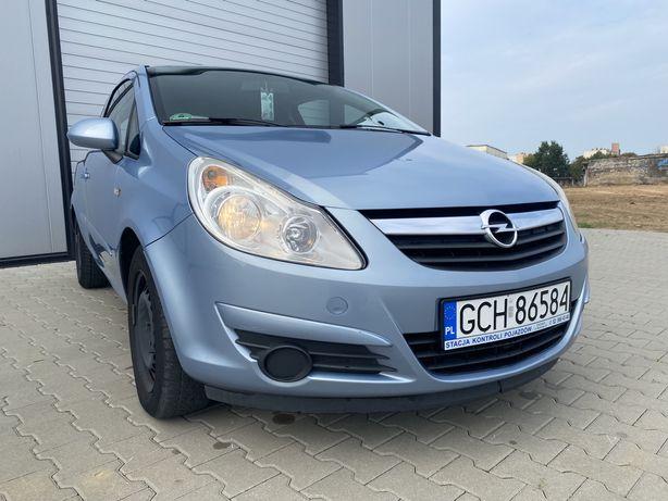 Opel Corsa D 1.3cdti 2007r