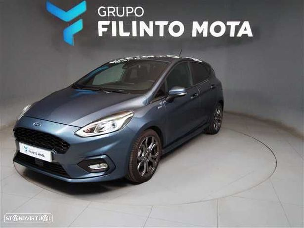 Ford Fiesta 1.0 EcoBoost MHEV ST-Line