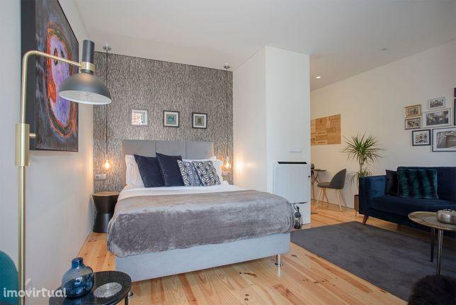 Apartamento T0 ideal para 2 pessoas