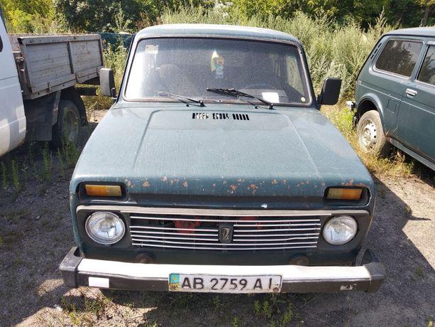 Автомобіль ВАЗ 21214 НИВА