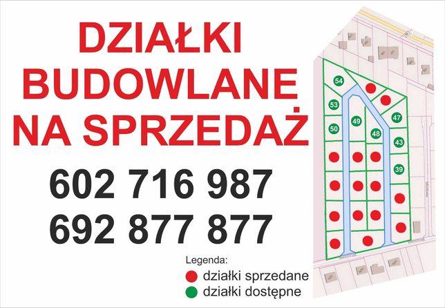 działka budowlana w Pisarzowice/Michałowice koło Brzegu